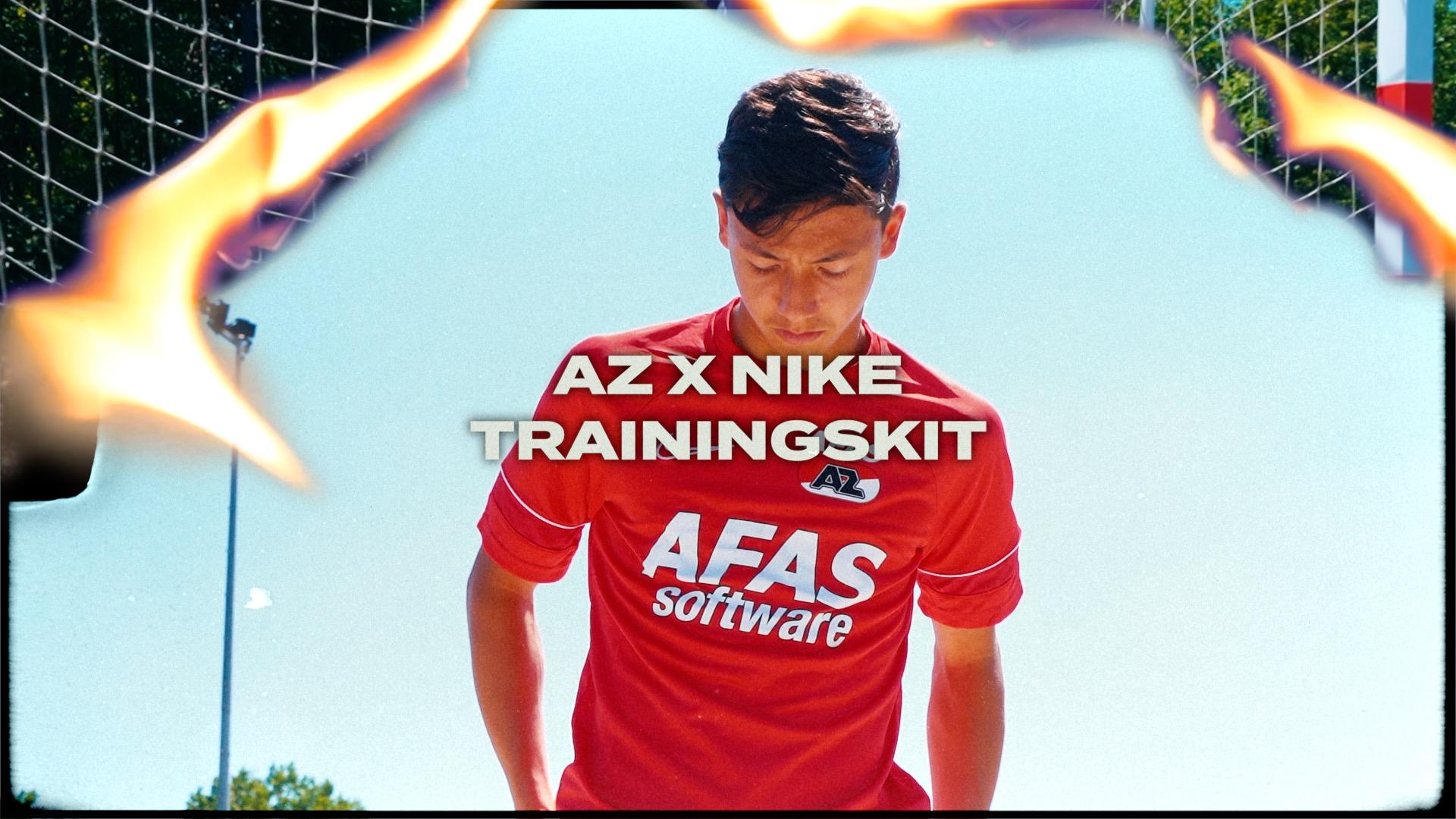 AZ x Nike | Trainings-kit Reveal 21/22